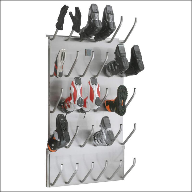 Schuhtrockner & Stiefeltrockner mit Warmluft für 5,10,12,15,20 und 21 Paar Schuhe und Stiefel