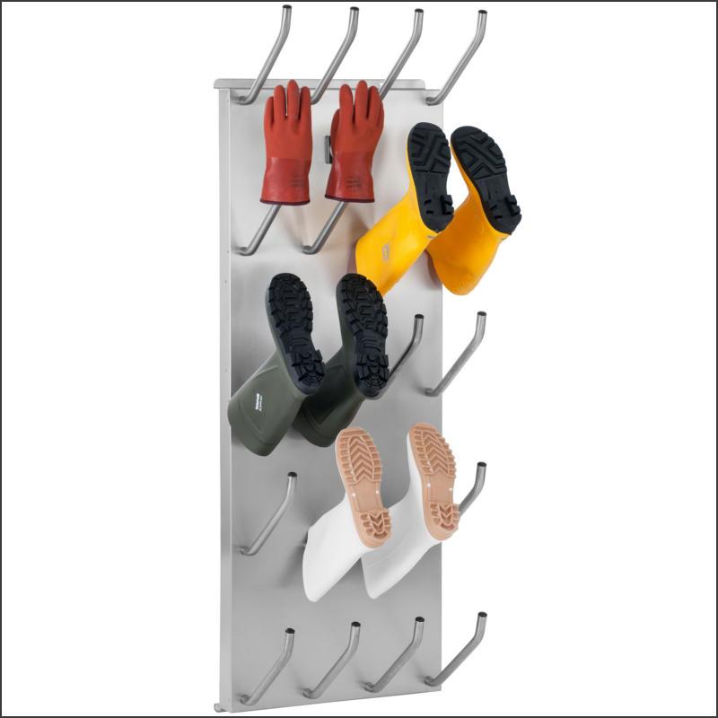 Schuhtrockner & Stiefeltrockner mit beheizten Bügeln für 5,10,12,15,20 und 21 Paar Schuhe und Stiefel