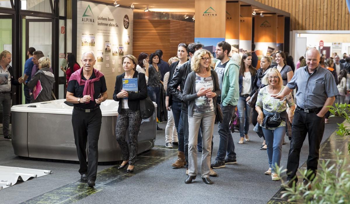 07. bis 11. September 2016: Herbstmesse Dornbirn