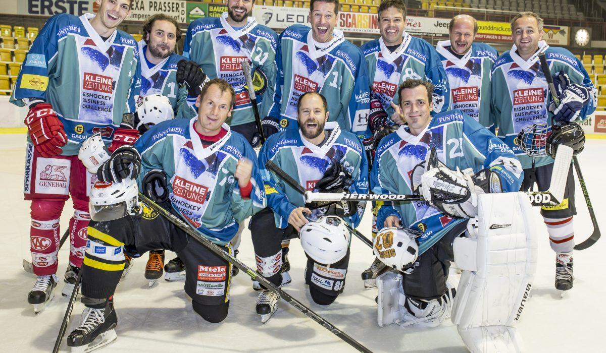 Kleine Zeitung Eishockey Business Challenge