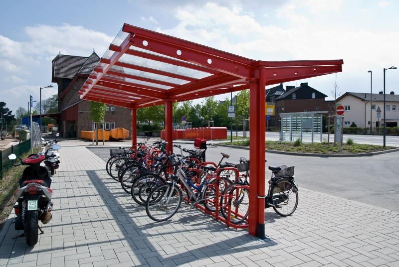 Fahrradparker & Fahrradbox