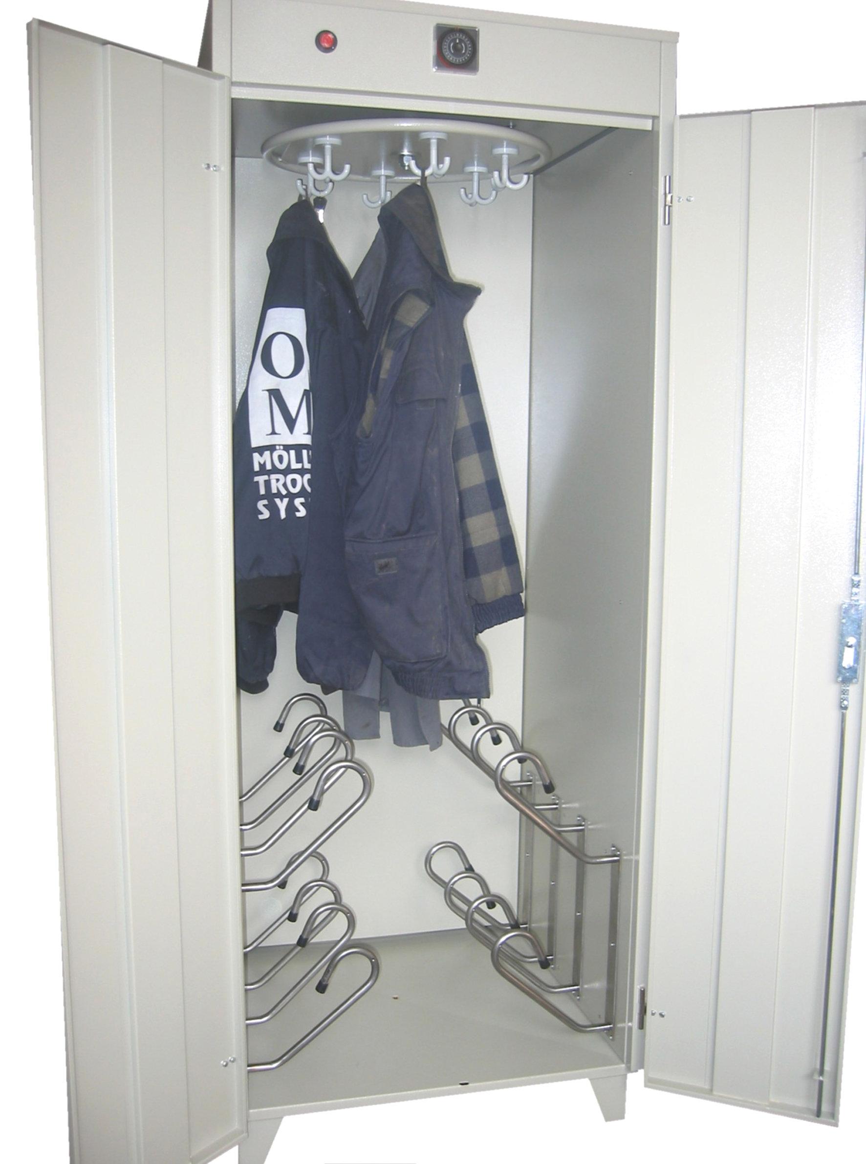 OSMA Bekleidungstrockenschrank KTS 2000 S