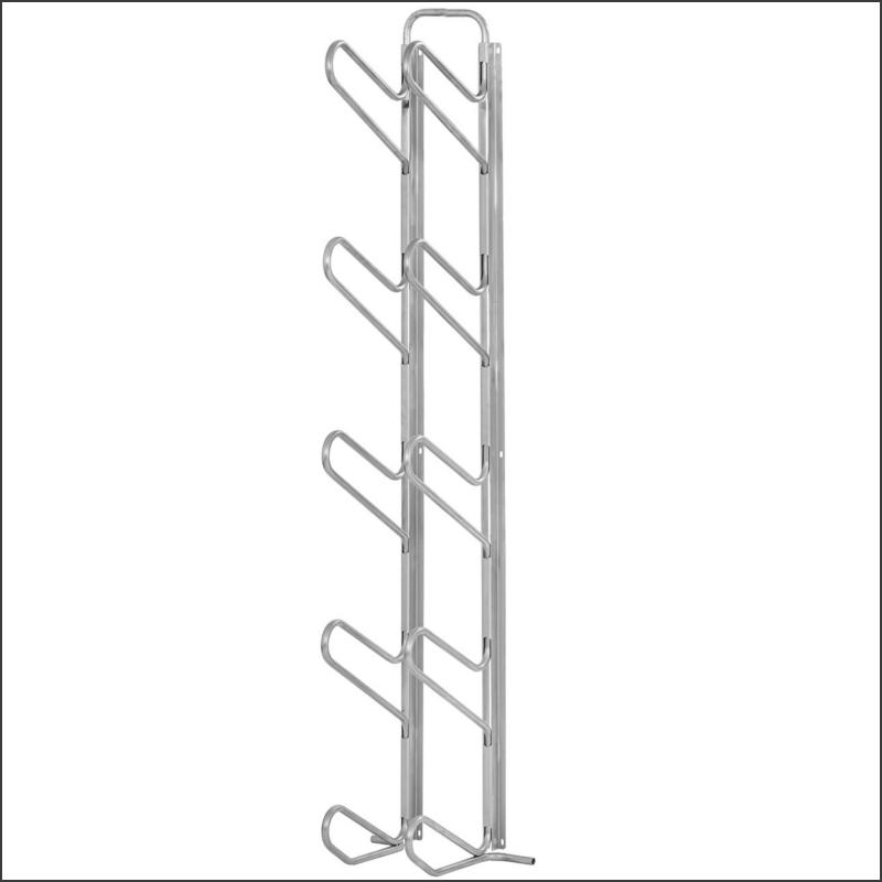 Modular tube coils for connecting to the central heating system